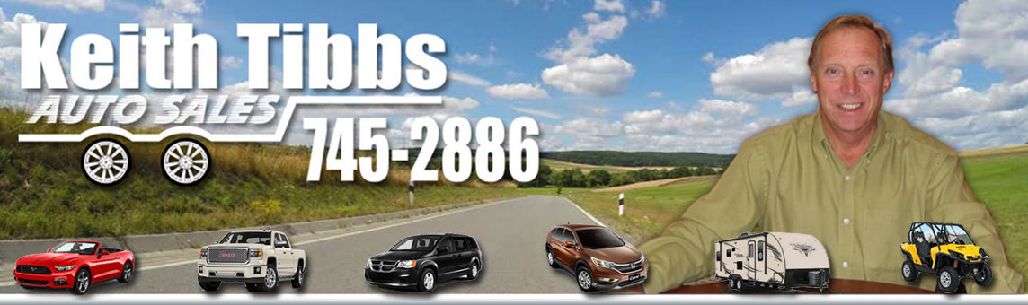 Keith Tibbs Auto Sales